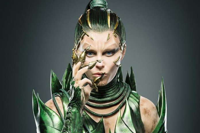 A First Look at Elizabeth Banks as Rita Repulsa in the 'Power Rangers' Reboot