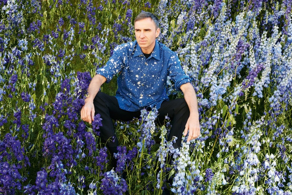 Raf Simons to Present Forthcoming Collection at Pitti Uomo
