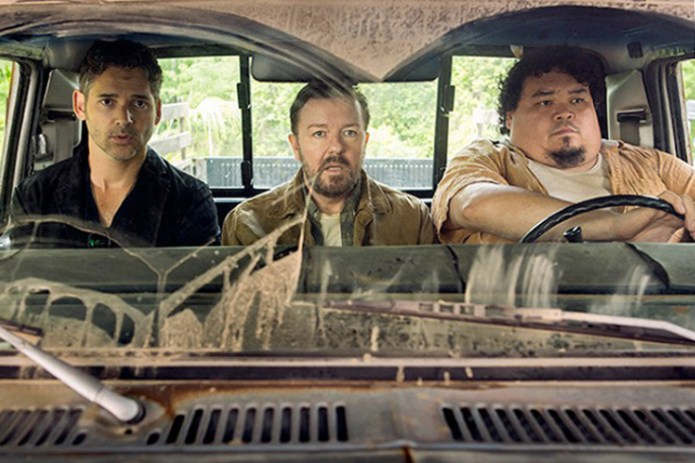 Ricky Gervais Stars in the Self-Directed Netflix Original Comedy 'Special Correspondents'