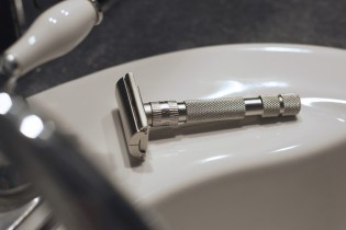 The Rockwell Model T Offers a Customizable Shave In a Sleek Design