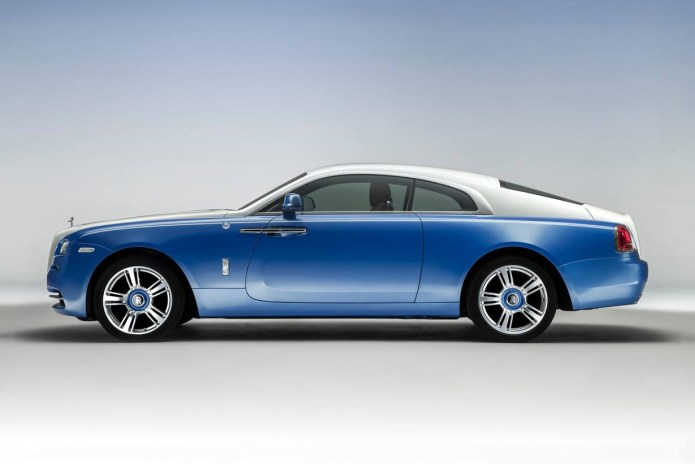 The Rolls-Royce Nautical Wraith Is a Luxury Yacht Turned Luxury Car