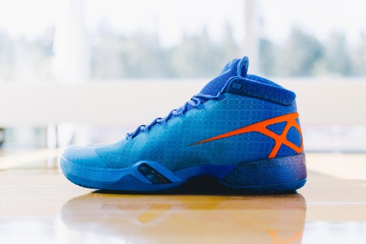 Jordan Brand Outfits Russell Westbrook With Air Jordan XXX PE for the Championship Chase