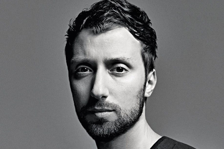 Saint Laurent Confirms the Appointment of Anthony Vaccarello