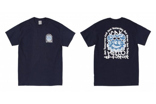 SAYHELLO Drops an Exclusive Range of Tees for Dover Street Market