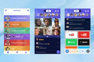 Sean Parker Relaunches airtime, A Social Media Platform Based on Live Video Chat