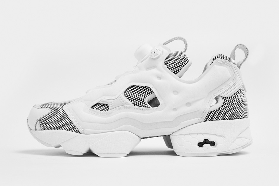 size? Adds Innovative Knit Textiles to Its Collaborative Reebok Instapump Fury
