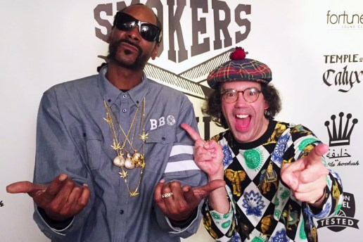 Snoop Dogg and Nardwuar Share Thoughts on NBA Players Rapping, Arnold Schwarzenegger and More