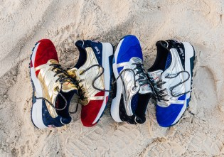 Social Status & Diadora Cook up a Special Collaboration in Celebration of the Upcoming Olympics in Rio