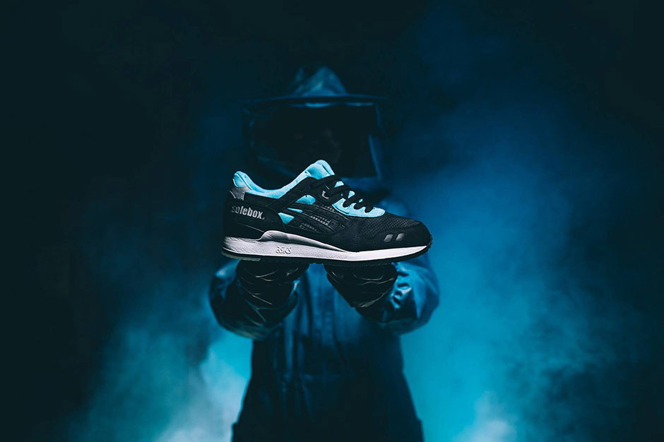 """Solebox x ASICS """"Blue Carpenter Bee"""" Collaboration Is Finally Set to Release"""