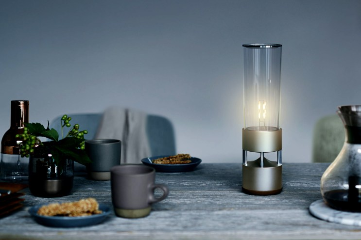 Sony's Glass Sound Speakers Are Opulent, Innovative and Luminous