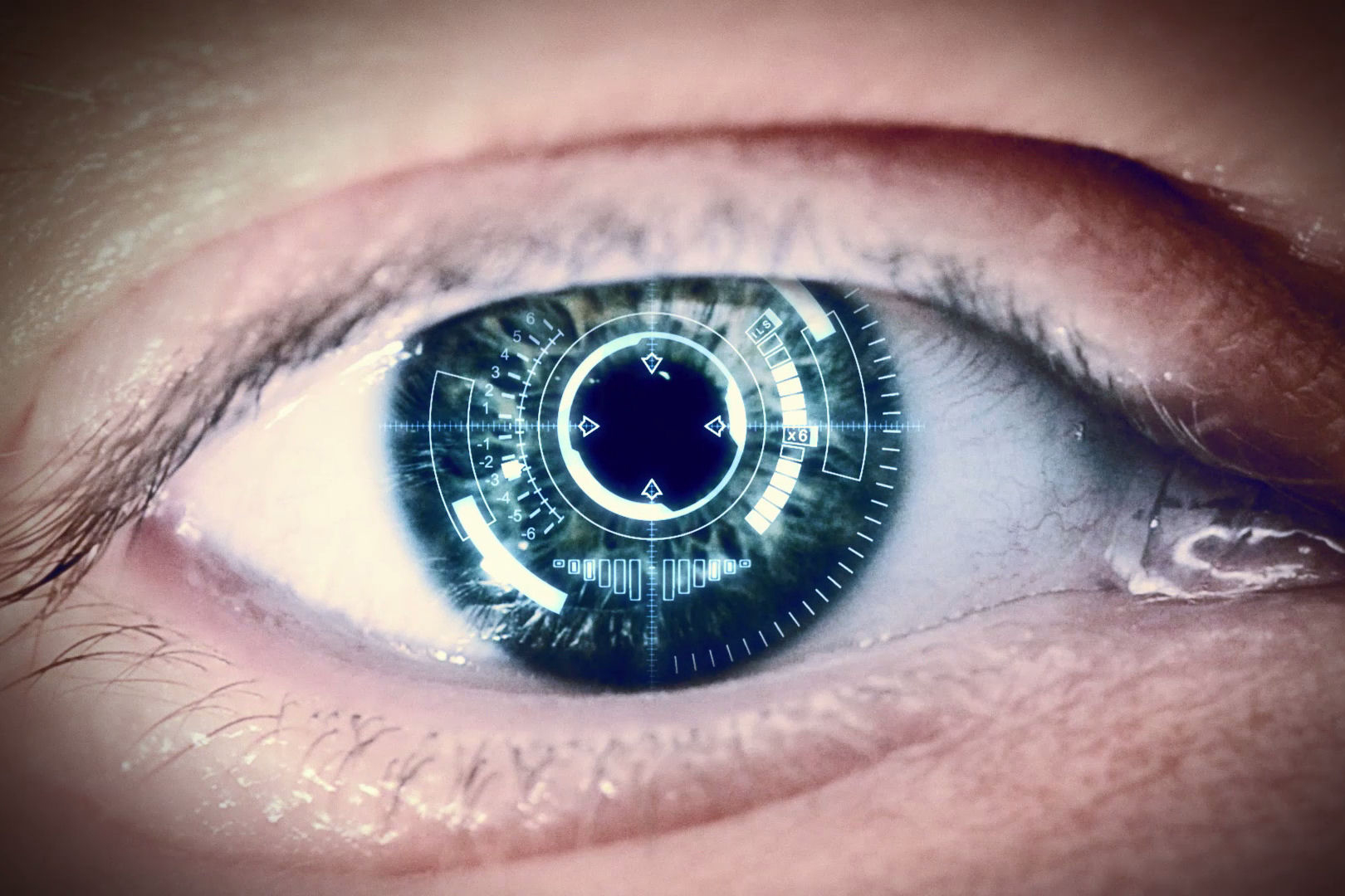 Sony Patents Smart Contact Lens Camera Technology