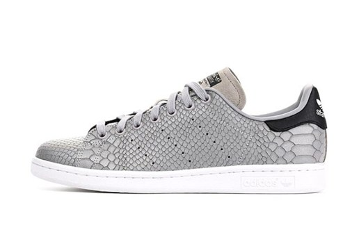 adidas Originals Releases the Stan Smith in Python Silver