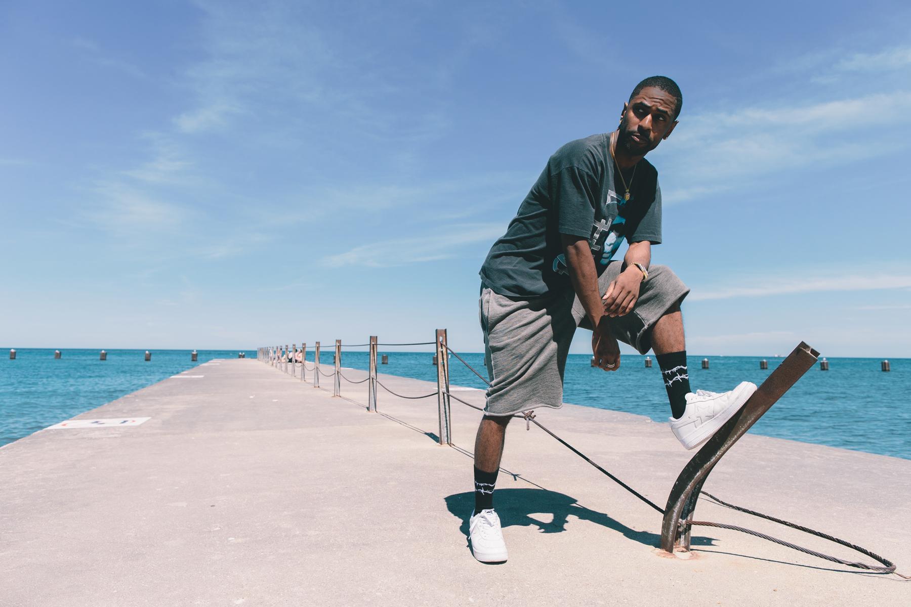 "Stance 2016 Summer ""Anthem"" Collection Designed by Big Sean"