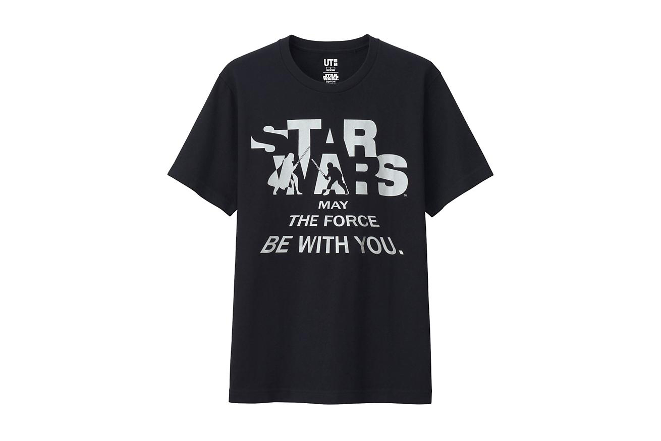 Celebrate 'Star Wars' Day With a New UT Collection, Uniqlo Will
