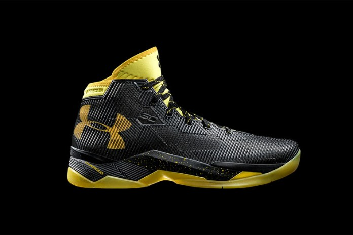 Steph Curry's Under Armour Curry 2.5 Is Officially Unveiled