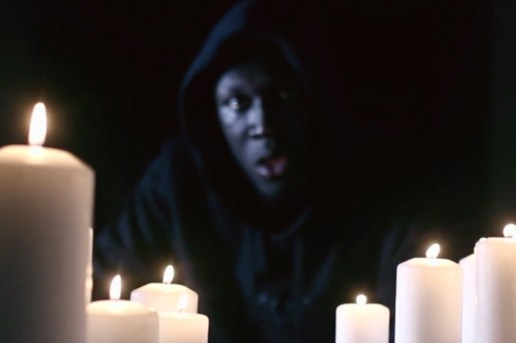 """Stormzy Fires Warning Shots With New Track """"Scary"""""""