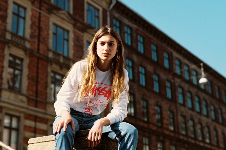 Stussy Women's 2016 Spring/Summer Editorial by NAKED