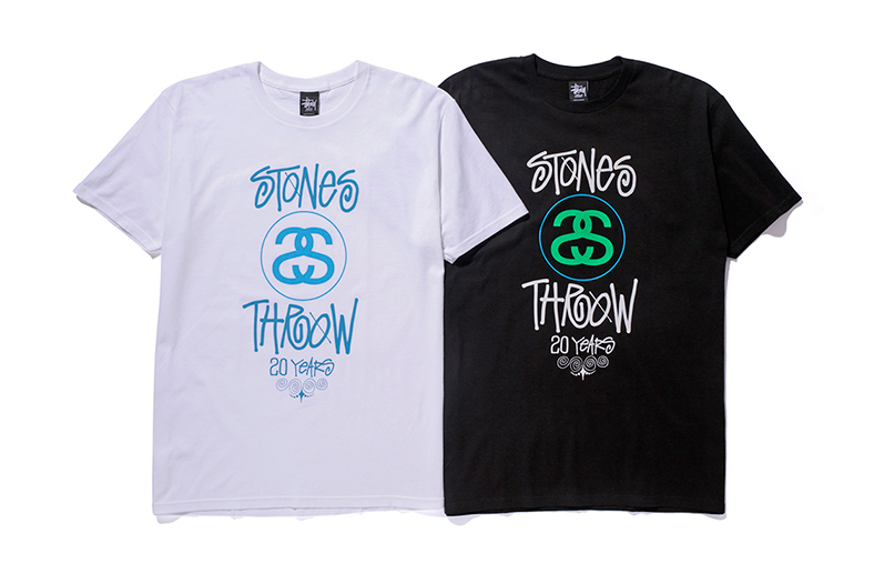 Stussy Helps Stones Throw Records Celebrate Its 20th Anniversary