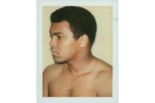 Supreme Pays Homage to the Great Muhammad Ali as Shot by Andy Warhol