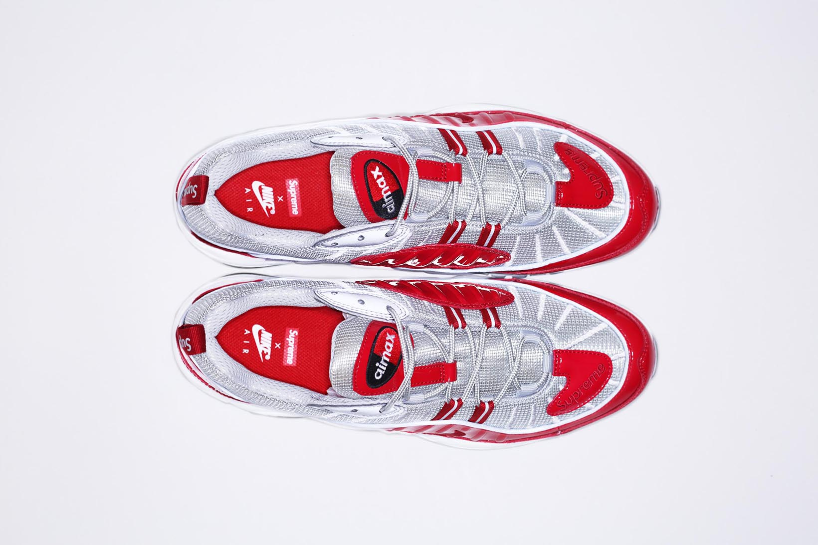 Air Max 98 Supreme Red