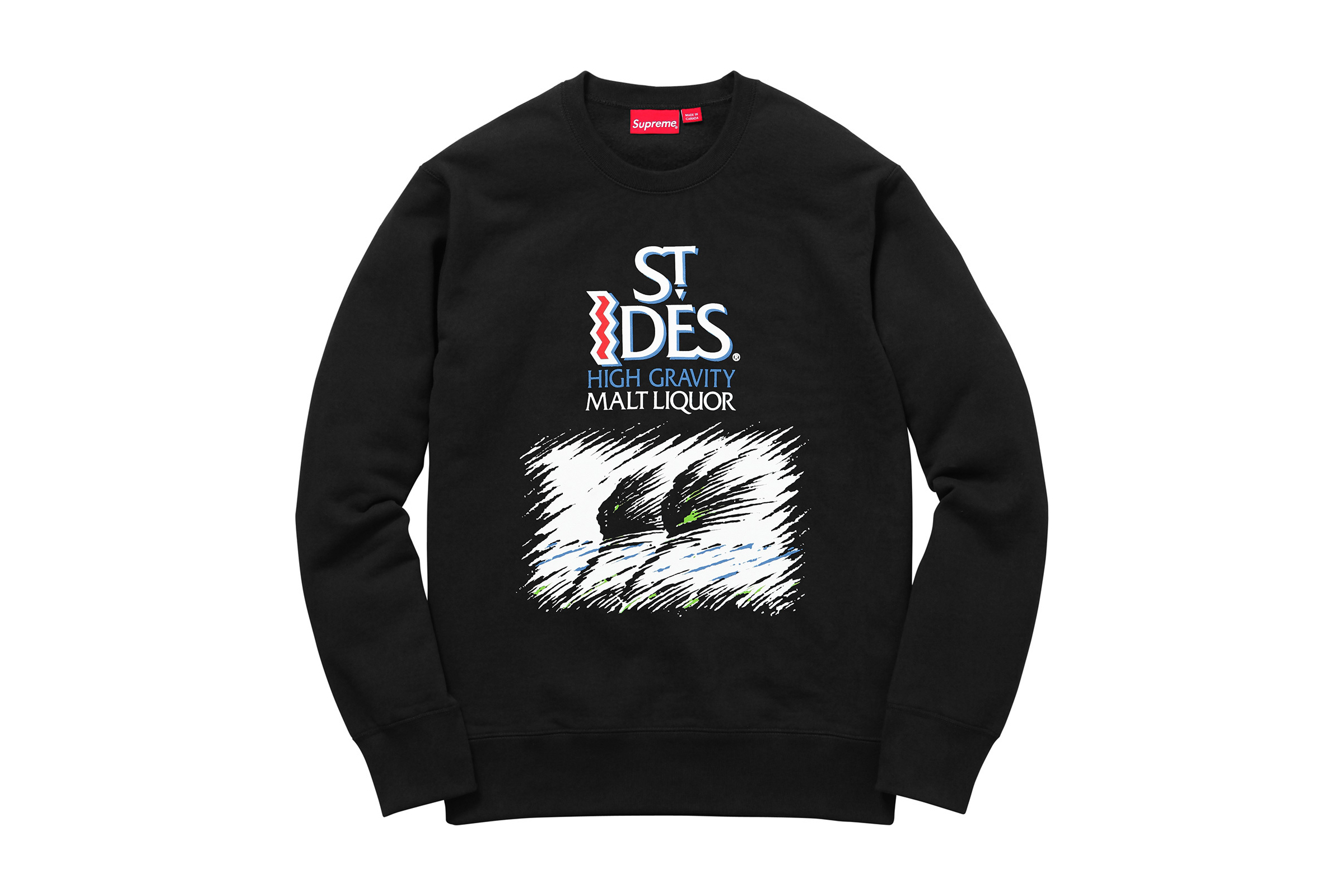 Supreme Teams up With St. Ides for a Surprise Collaborative Capsule