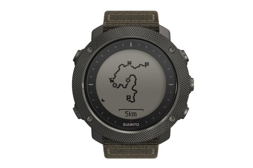 The Suunto Traverse Alpha Is the Modern Outdoorsman's Perfect Companion