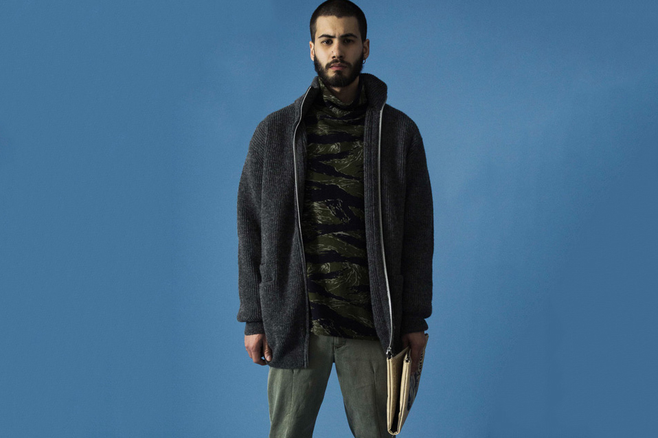 TALKING ABOUT THE ABSTRACTION 2016 Fall/Winter Lookbook
