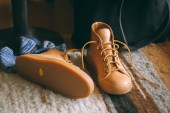 Tanner Goods x Rancourt Leather High Top Court Classic