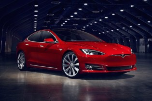 Tesla's Model S Gets a Facelift and Quicker Charging
