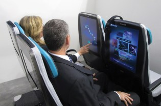 The Future of In-Flight Entertainment Is a Bigger and Better Screen