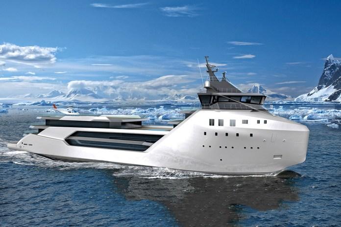The Vard 1 - 08 Kilkea Superyacht That Knows No Bounds