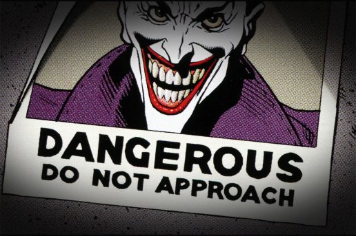 Here's Your First Look at 'Batman: The Killing Joke'