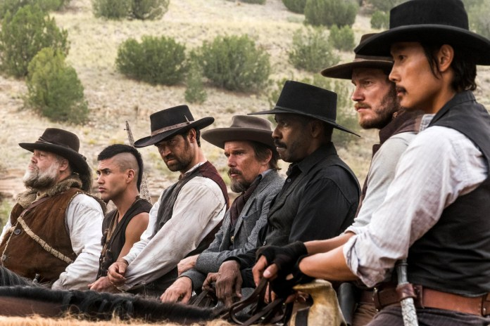 Denzel Washington, Chris Pratt & Ethan Hawke Star in Antoine Fuqua's 'The Magnificent Seven'