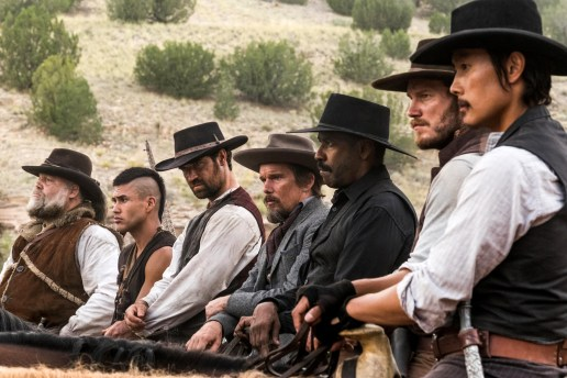 Denzel Washington, Chris Pratt & Ethan Hawke Star in Antoine Fuqua's 'The Magnificent Seven'