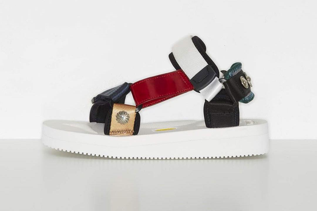 TOGA gives SUICOKE's DEPA-V2 Sandal a Striking Makeover