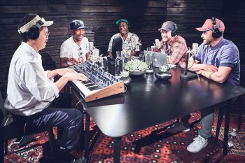 Watch a Preview of Tyler, The Creator, Justin Timberlake and Chad Hugo on Pharrell OTHERtone Show