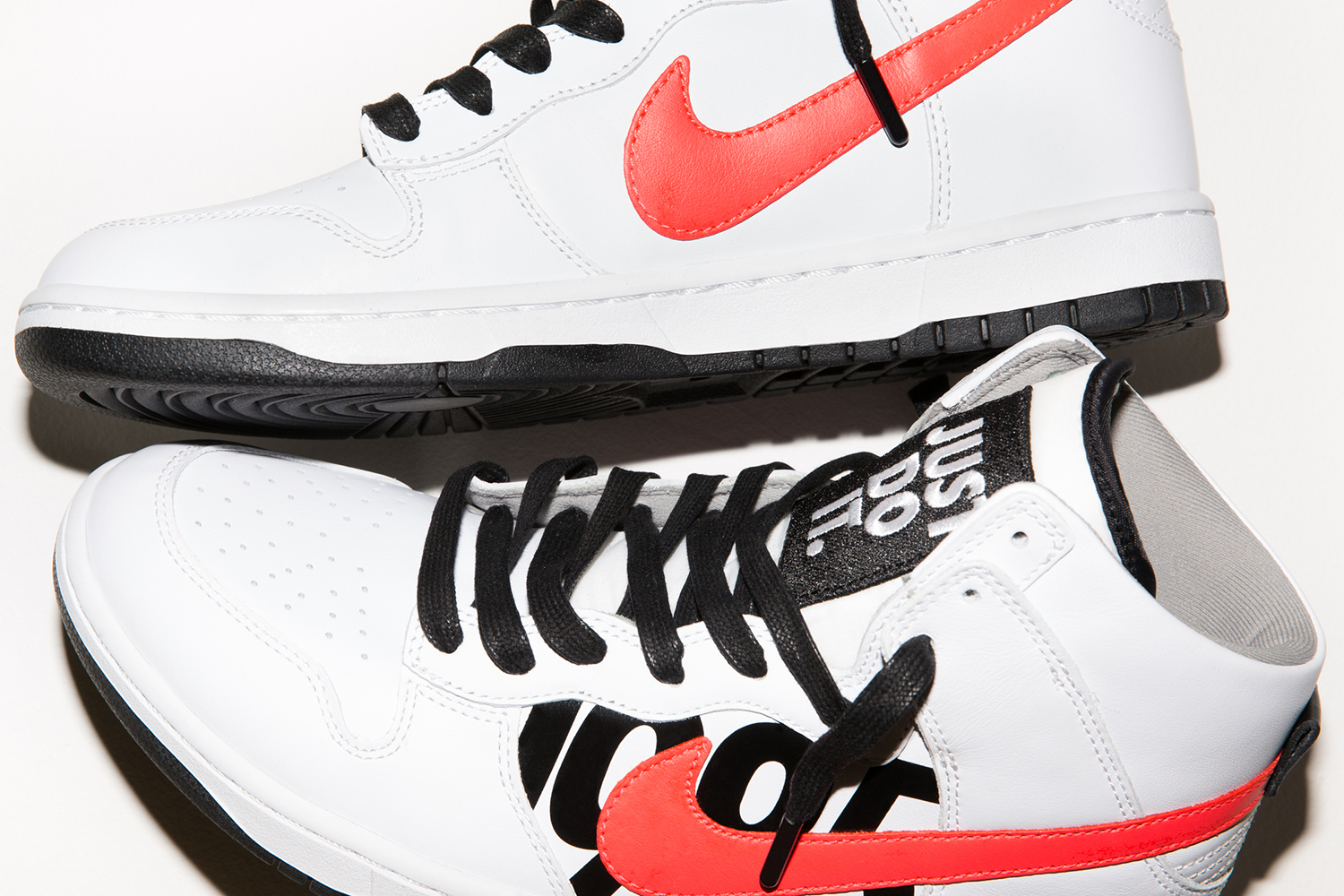 save off 7f733 2a831 UNDFTD And NikeLab Team Up For A Dunk High That Honors The Past