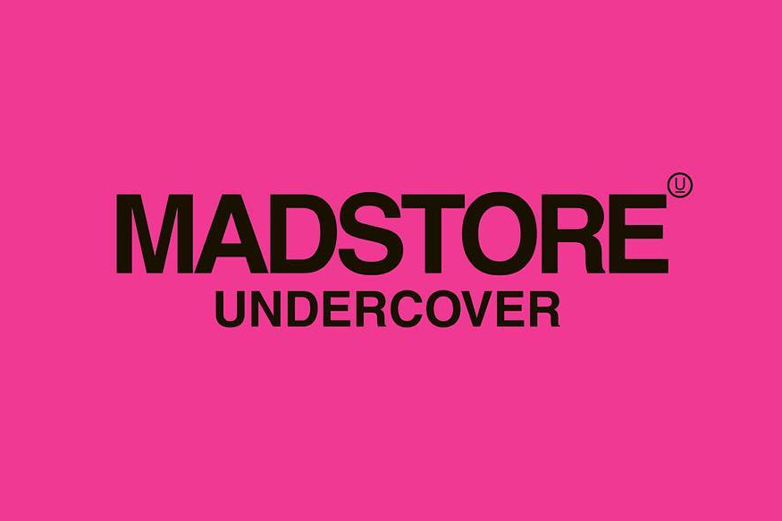 UNDERCOVER Is Opening New MADSTORE Pop-Ups