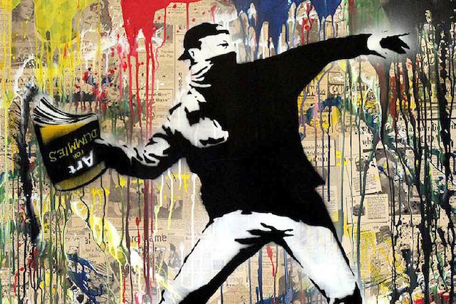 Paris to Host the First Ever International Street Art Fair