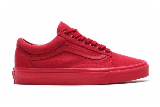 "Vans Old Skool ""Crimson"""