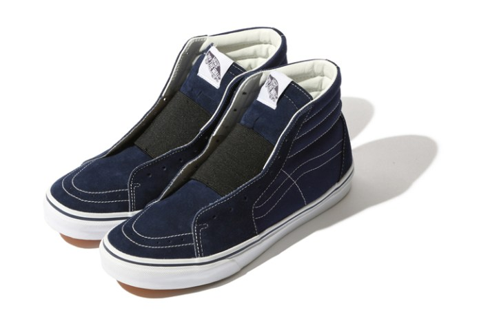 Sasquatchfabrix. Puts Its Spin on the Vans Sk8-Hi for BEAMS