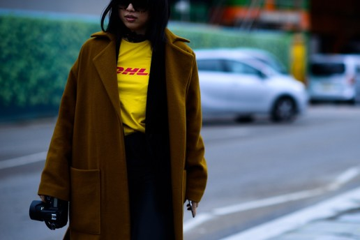 How Vetements Is Making Everyone Want a DHL T-Shirt