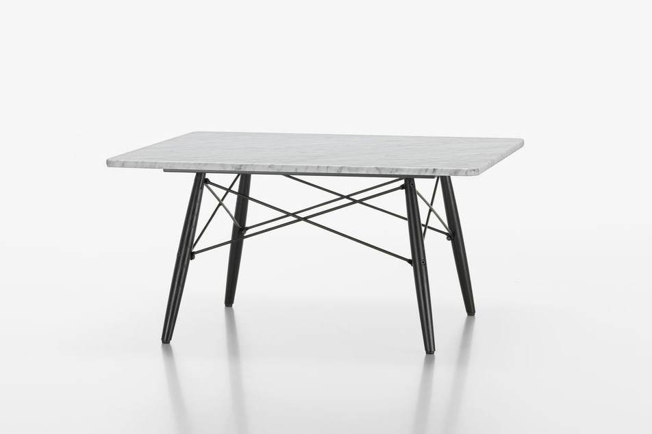 vitra to release eames coffee table. Black Bedroom Furniture Sets. Home Design Ideas