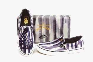 Vivienne Westwood x Vans Classic Slip-On