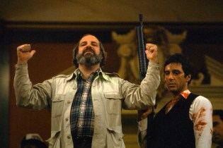 'De Palma' Is a Documentary on the Life and Times of the Director of 'Scarface'