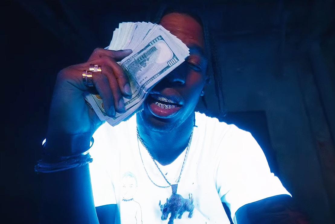 "Wiz Khalifa & Travis Scott Finally Deliver the ""Bake Sale"" Music Video"