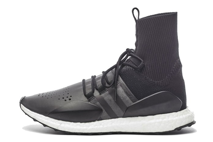A Closer Look at the Primeknit- and Boost-Equipped Y-3 Sport Approach