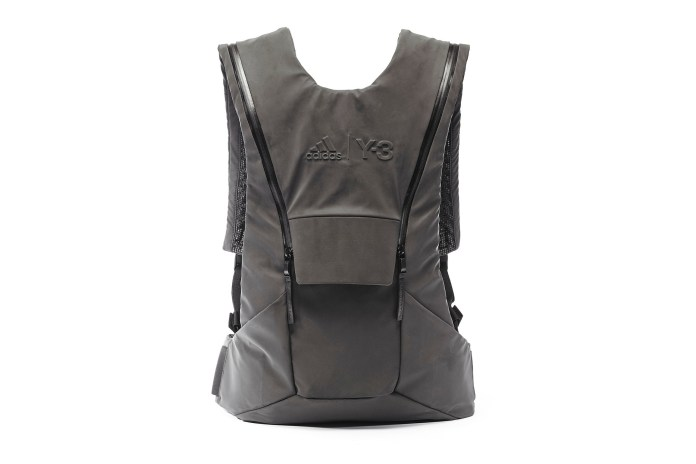 The 360-Degree Reflective Y-3 Sports Backpack