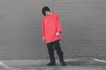 Meet the Only Chinese Model to Be Cast for a Yeezy Season Show