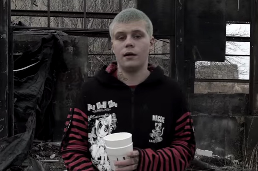 """Yung Lean Is """"Sippin'"""" Alongside ManeMane4CGG in His Latest Music Video"""